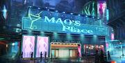 Nightclub entrance streetview by mrainbowwj-d6uxo94-1-