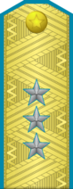 Islandese Major General (Air Force) (Paradise Island's World)