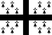 Brittany flag NR