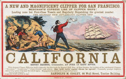California Clipper ad