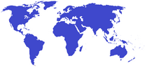 Map of the Great Britannian Empire