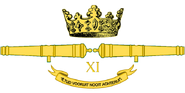 11th Artillery Cie insignia