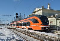 Stadler FLIRT Orange Line