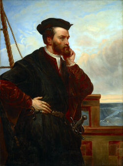 Jacques Cartier by Hamel