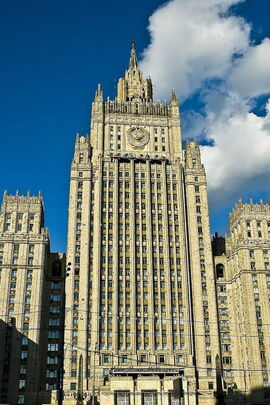 Russian Foreign Affairs Building