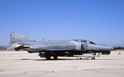 F-4E March AFB