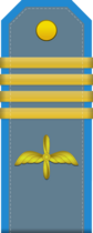 Islandese First Class Chief Corporal (Air Force) (Paradise Island's World)