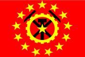 Eurasian flag