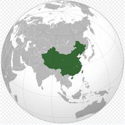 Map of China