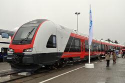 Red Line FLIRT
