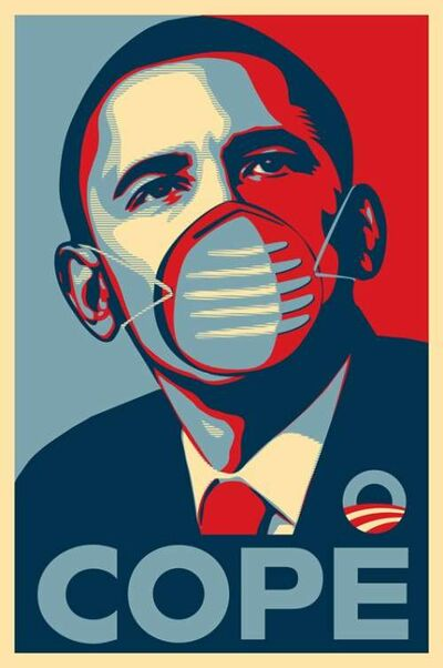 Swine-flu-h1n1-obama-cope-poster