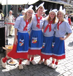Sierran Dutch girls