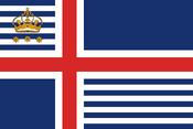 Breidalslavik flag NR