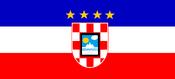 Yugoslavia flag NR