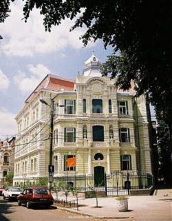 Building of the embassy