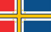 Kybardas flag