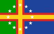 Skogarstrond flag