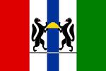 Flag of Novosibirsk Okrug