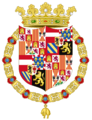 Arms of Franz I of La Plata as Duke.png
