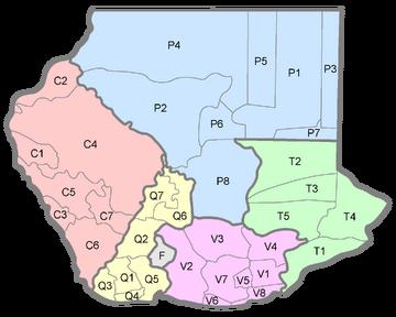 Division of San Lorenzo
