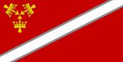 Rubrelia flag