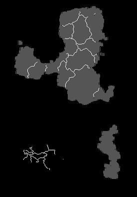Location of Ixania