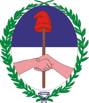 Coat of arms of Patagonia