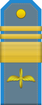 Islandese Adjudant (Air Force) (Paradise Island's World)