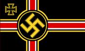 Isselrath flag NR