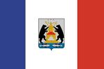 Flag of Novgorod Okrug