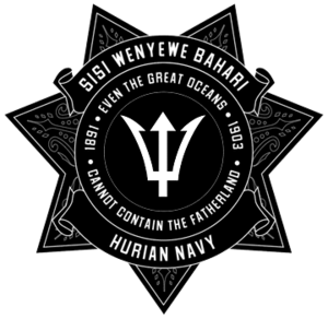 Emblem of the Hurian Navy