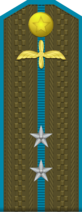 Islandese Second Lieutenant (Air Force) (Paradise Island's World)