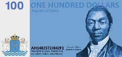 100 Kanian dollars
