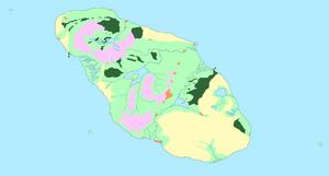 Dogger - landscape map