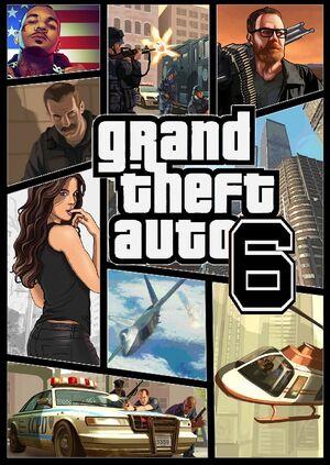 GTA 6 Box Cover