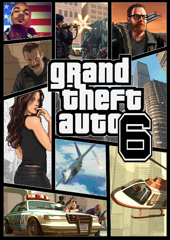 Gta  Box Cover