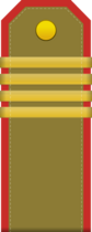 Islandese First Class Chief Corporal (Army) (Paradise Island's World)
