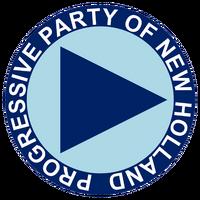 New Holland - Progressive Party Logo