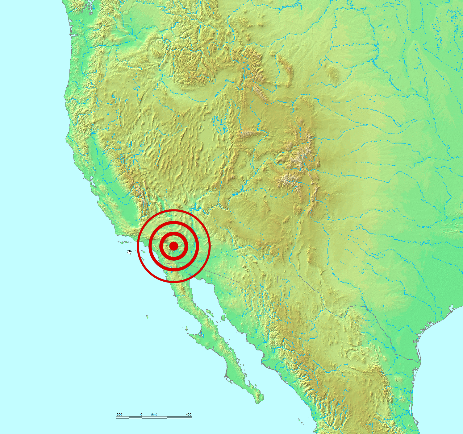 Image 2017 pawnee earthquake locator mapg constructed worlds 2017 pawnee earthquake locator mapg gumiabroncs Image collections