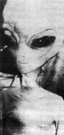 Hydran Grey Alien