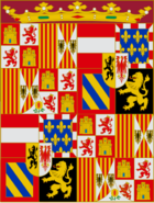 Royal Standard of Charles I of Spain