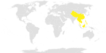 Location of the Shun Dynasty
