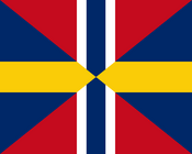 Norway flag (MultiChronos)
