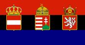 Blufelden flag NR