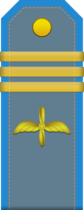 Islandese Chief Corporal (Air Force) (Paradise Island's World)