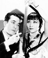 Sessue Hayakawa and Anna May Wong
