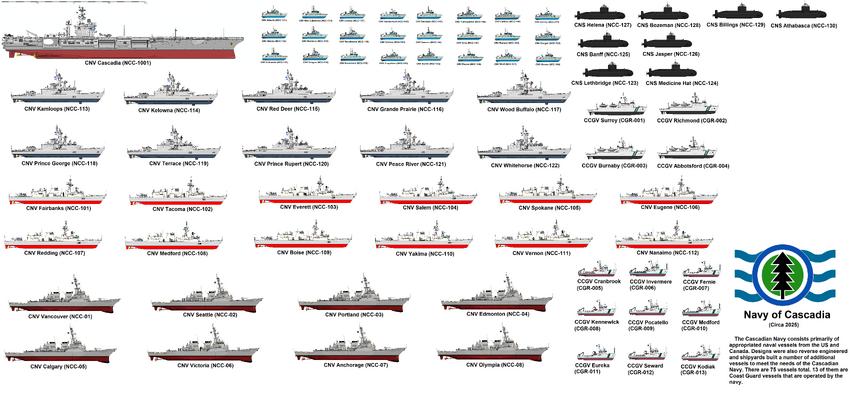 Cascadia-navy
