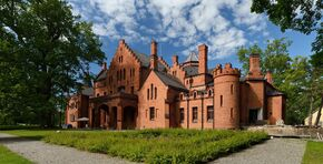 Sagnitz Manor in Bockenhof