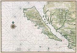 California island