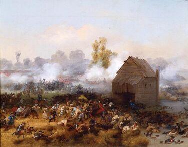 Scene at Purpleview, 1848
